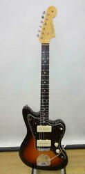 Vanzandt Jmv-r2 8747 Electric Guitar With Soft Case Safe Shipping From Japan