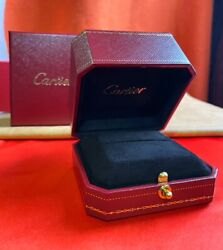 100 Authentic Ring Box Andmdash With Outer Box Sleeve And Gift Bag