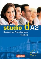 Studio D A2 Testheft German Edition By Hannelore Pistorius And Nelli Pasemann