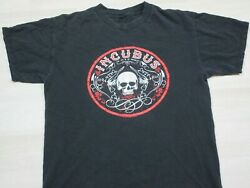 Vintage Incubus Rock Band T-shirt 2005 My Pen Is My Pistola Make Yourself 90's