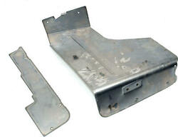 1968-1972 Chevelle Armrest Panel Upper Right Rear Convertible For Cars With