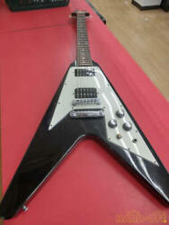 Gibson Flying V 67 90646744 Electric Guitar W/hard Case Ships Safely From Japan
