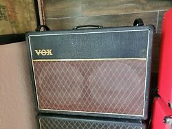 Vox Ac30 Tbr Silver Jubilee Made In The Uk