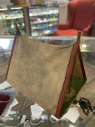 """Vintage Barclay 5"""" Military Cloth Tent- 10579"""