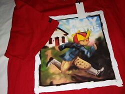 Rare Nwt New Sold Out Play Cloths Logo T-shirt Mens Xxl Supreme Style Kith Kanye