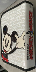 The One And Only Mickey Mouse Organizer Memo Pad Ruler Binder Pens Pencils Set