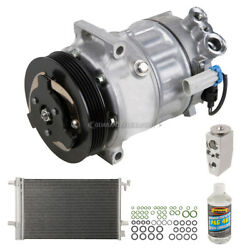 For Buick Lacrosse 2011 Oem Ac Compressor W/ Condenser Drier Tcp