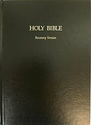 Holy Bible Recovery Version By Living Stream Ministry - Hardcover Excellent