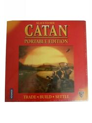 Catan Portable Edition 2008 Factory Sealed Travel Size