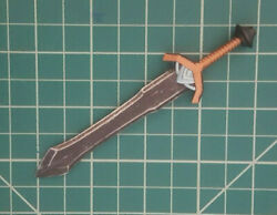 Long Sword From Mythic Legions Dwarf Weapons Pack