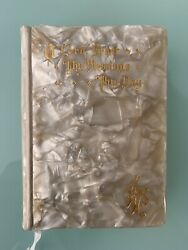 Vintage Rare 1942 O Lord Grant Thy Blessings This Day, Celluloid Prayer Book