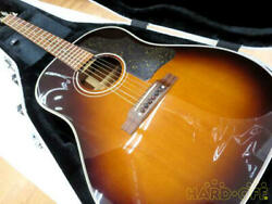 Headway Hj-hobo A00137 Acoustic Guitar With Hard Case Safe Delivery From Japan
