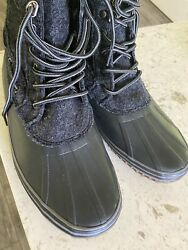 Mens Sperry Boots Size 11