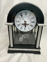 Harley-davidson 100th Anniversary Limited Edition Mantel Clock Absolutely Mint
