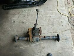 Jacobsen / Ford Lawn Mower Transmission Assembly 1250