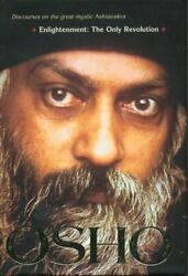 Discourses On Great Mystic Ashtavakra Enlightenment Only By Osho - Hardcover