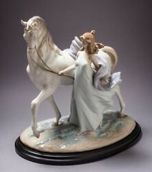 The Art Of Porcelain Andldquo Afternoon Companions Andldquo Figurine 1908 By Lladro