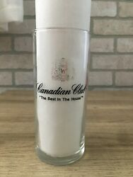 Canadian Club The Best In The House Glass