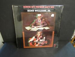 Vintage 12 Hank Williams Jr Songs My Father Left Me Rare Germany Pressing