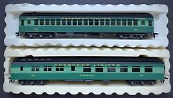 Rivarossi Ahm Ho 1920 Coach Dining Car X2 - Southern Crescent Limited