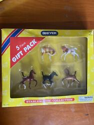Breyer Stablemates Collection 5 Piece Gift Pack No. 5982