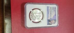 1964 NGC MS64 Silver John F Kennedy Half Dollar First Day of Issue67 $22.00