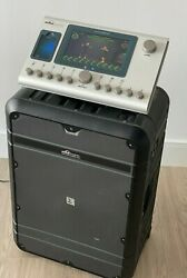 Miha Bodytec Ii Ems Machine + I-body + Suitcase For Personal Training Mobil