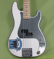 Fender Mexico Steve Harris Precision Bass Mx18147841 Ships Safely From Japan