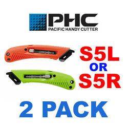Pacific Handy Cutter S5r/s5l Safety Cutter Ships In Packs