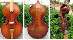 Barouqe Style Song 6 Strings Concert Cello Full Size 4/4 Powerful Sound 12211