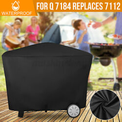 56 Heavy Duty Bbq Gas Grill Cover Barbecue Uv Waterproof Outdoor Protection