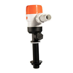 Boat Livewell Aerator Pump Stc 12v Rotatable Base Efficient High Performance