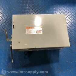 Ite Electrical Rv463g Xl-x Fusible Switch Plug, 600v, 100a Usip