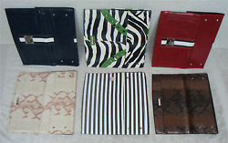Miche - Classic - Lot Of 6 Shell Covers - 2 Jen, 2 Sydney, 1 Zoe And 1 Unmarked