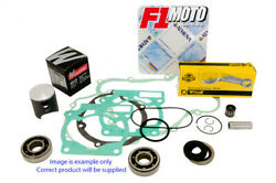 Engine Rebuild Kit Wossner 2 Ring Piston Prox Con Rod For Ktm 125 Sx 2016 - 2022