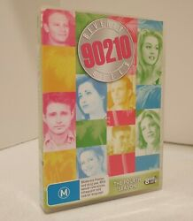 Beverly Hills 90210 Season 4 The Complete Fourth Series Dvd 8-disc Region 4