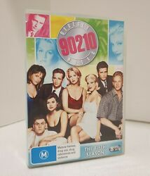 Beverly Hills 90210 Season 5 The Complete Fifth Series Dvd 8-disc Region 4