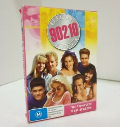 Beverly Hills 90210 Season 1 The Complete First Series Dvd 6-disc Region 4