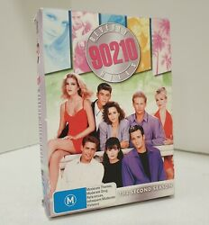 Beverly Hills 90210 Season 2 The Complete Second Series Dvd 8-disc Region 4