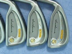 Honma Mens Lb280 Lefty New Handf Golf Iron 18k Gold 3s Rare And Great Donand039t Miss