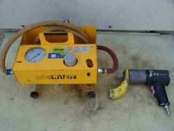 Raptor 2000 Torcup Pneumatic Torque Wrench Works Fine  Unit 11