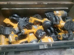 Bostich Nailer Lot Of 21. Used.