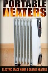 Portable Heaters Electric Space Home And Garage Heaters By John