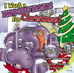 Countdown Kids - I Want A Hippopotamus For Christmas - Cd - Sealed/ New