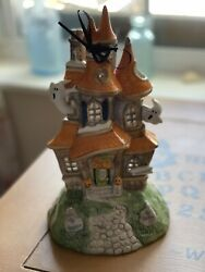 Blue Sky Clayworks Halloween Howling Hills Hotel Heather Goldminc Candle House