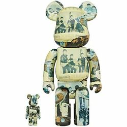 The Beatles Anthology 100 And 400 Be@rbrick New From Japan