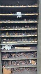 Reamer Tool Cabinet W/ Assorted Reamers Diameters
