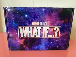 Funko Pop Marvel Collector Corps What If Brand New Menandrsquos Xxxl