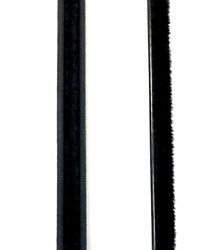 1940-1949 Chrysler Desoto Club Coupe Window Beltline Sweeper And Glass Channel