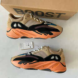 Adidas Yeezy Boost 700 Enflame Amber Gw0297 Sz 8 - 12 Brand New Free Us Shipping